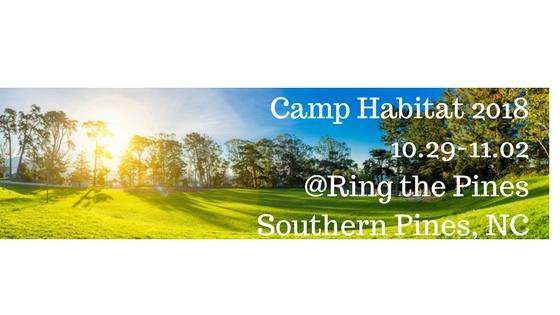 Camp Habitat 2018