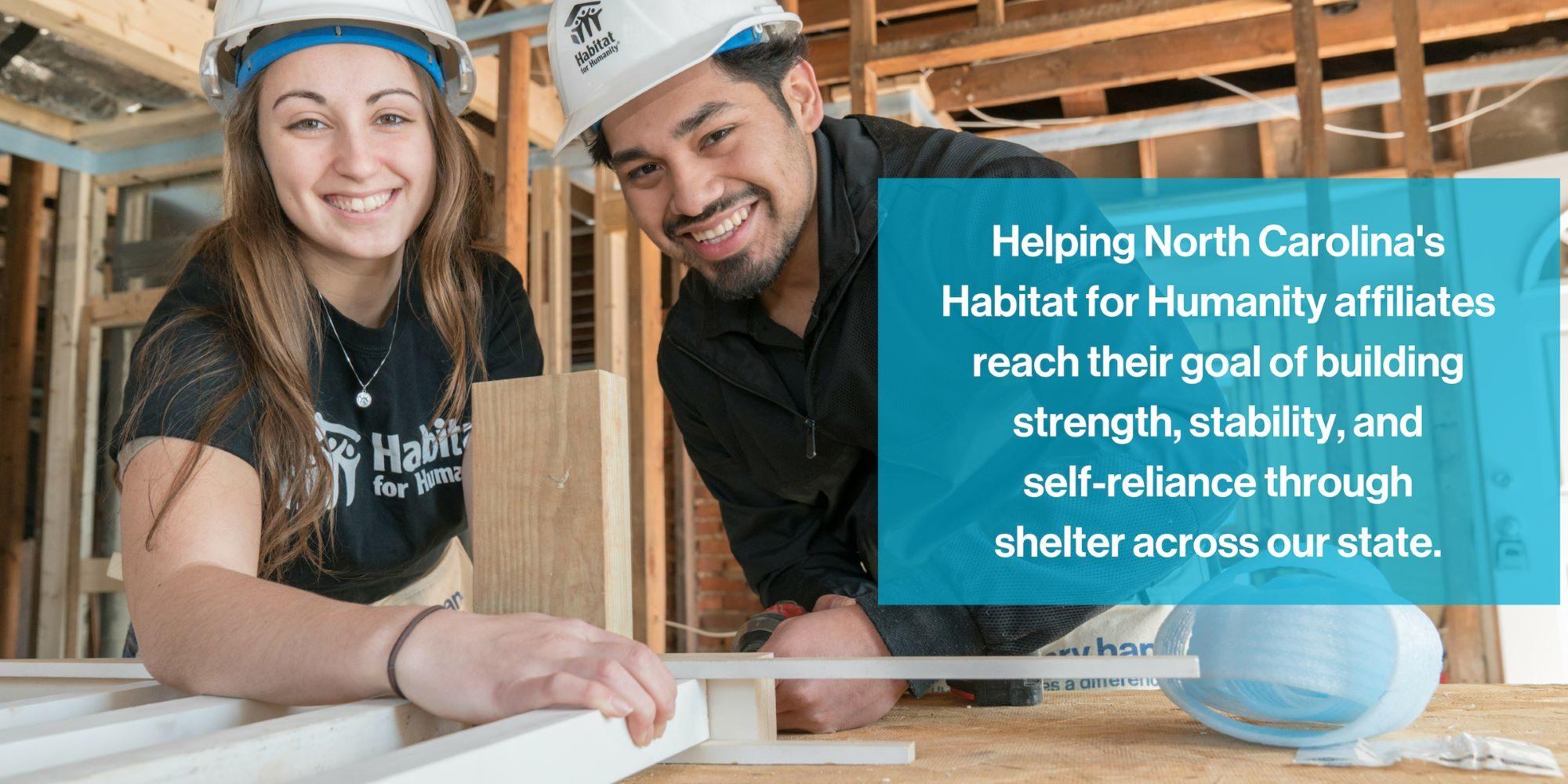 Habitat for Humanity of North Carolina